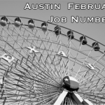 February Trends for Jobs in Austin
